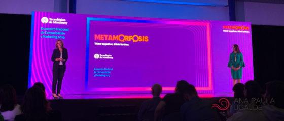 Encuentro Nacional de Comunicación y Marketing 2019 Tec Monterrey