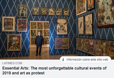 Arte, protestas y performances