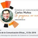 Podcast entrevista con Carlos Muñoz